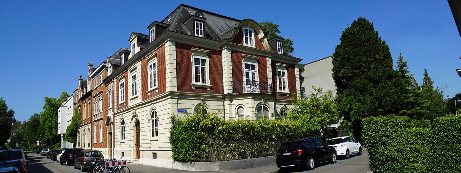 ADVOTECH ADVOKATEN Burgunderstrasse 36 Basel